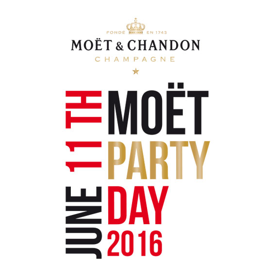 Moët Party Day 2016 Berlin